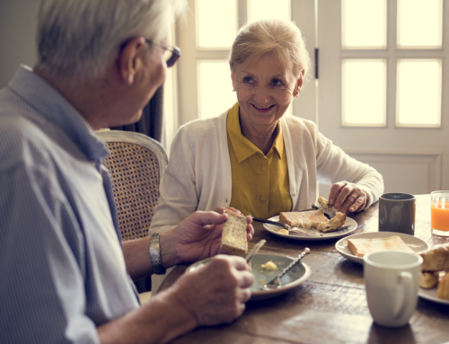 Seniors' Unique Nutritional Needs