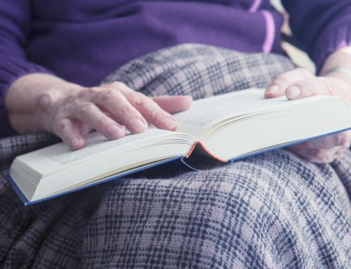 Summer Reading for Senior Citizens