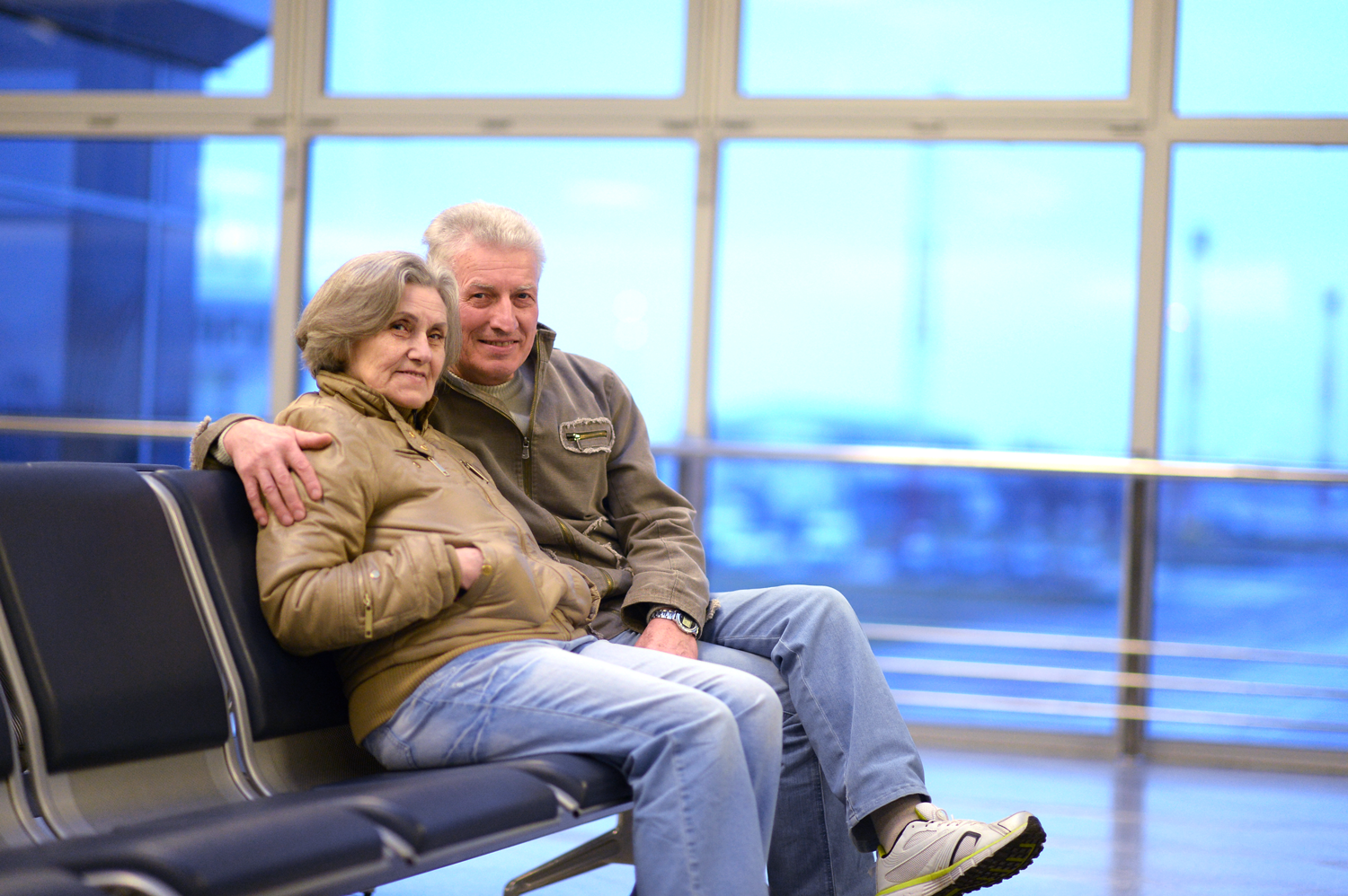 Tips for Traveling with Seniors