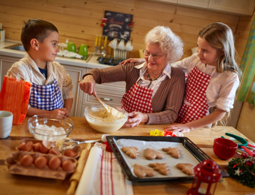 10 Christmas Activities to do with Seniors