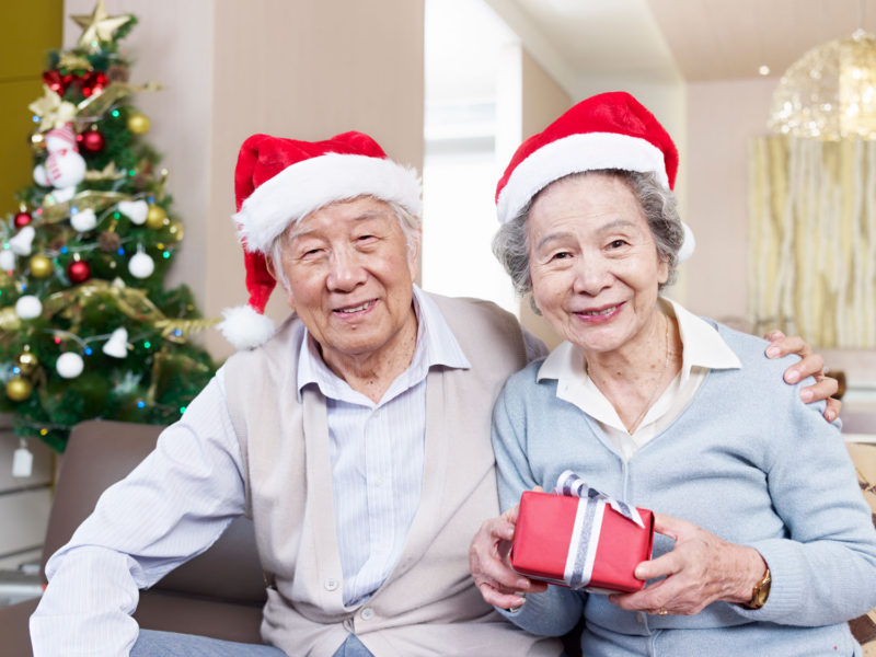 Supporting Seniors During the Holidays
