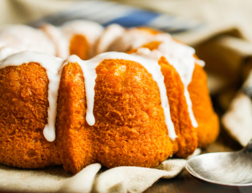 Nana's Fall Bundt Cake