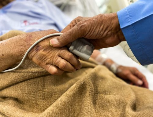 Older Adults At Greater Risk of Hospitalization with COVID-19