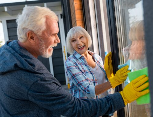 Simple Spring Cleaning Tips for Older Adults & Caregivers