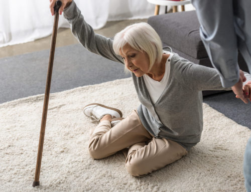 How To Reduce Falls for Seniors