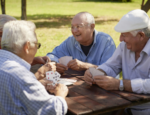How To Stay Connected with Friends After an Alzheimer's Diagnosis