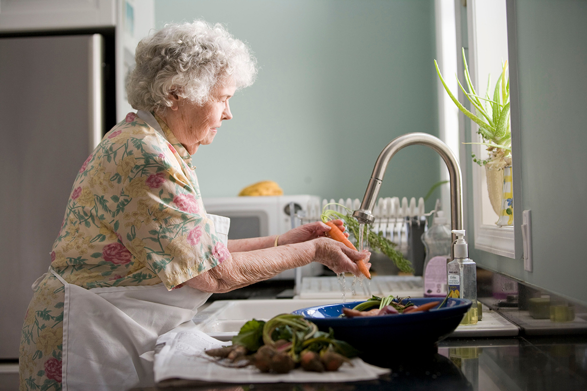 Older Adults Are High Risk For Food Borne Illness